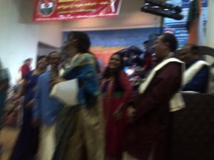 Pongal Vizha 2015 Hosted by Tamilnadu Community Centre
