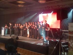 Taiwan Entrepeneurs Society Taipei/Toronto's 22nd Anniversary Gala