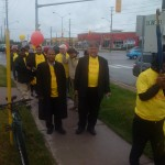 National Council of Canadian Tamils' Walk for Justice