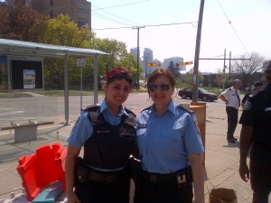 Open House and Rummage Sale to kick off Police Week at 42 Division Toronto Police Service